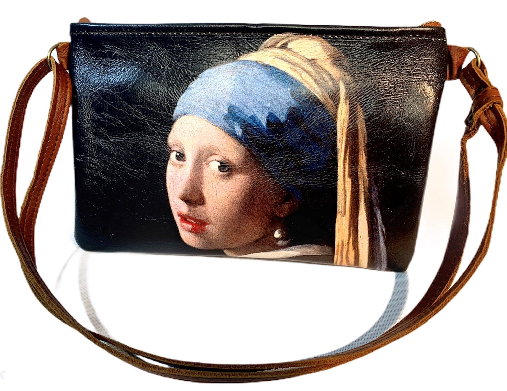 Shoulder bag Vermeer - Girl with the Pearl Earring
