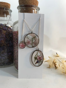 Fynbos jewellery necklace