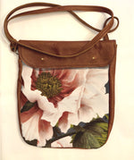 Load image into Gallery viewer, Crossover bag Peony