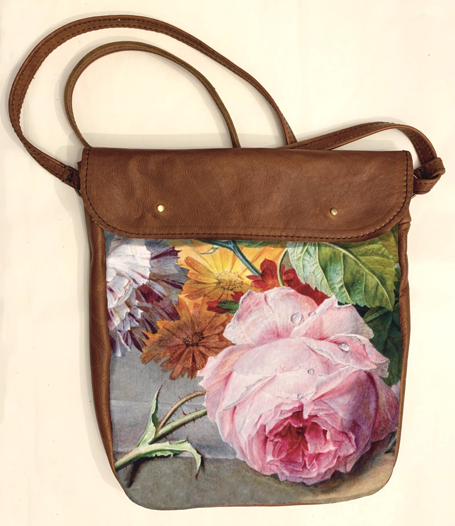 Crossover bag Pink Rose