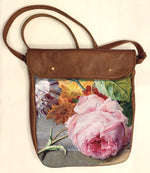 Load image into Gallery viewer, Crossover bag Pink Rose