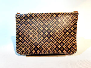 Pouch: Diamond Pattern