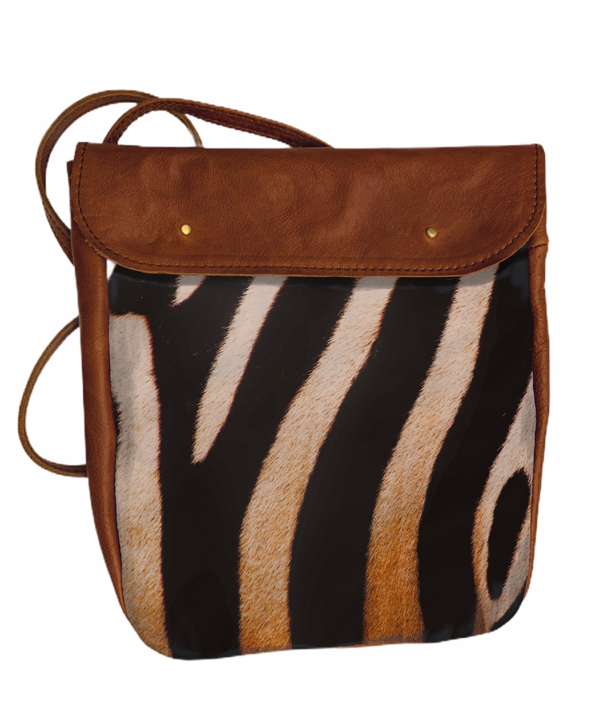 Crossover bag Zebra print