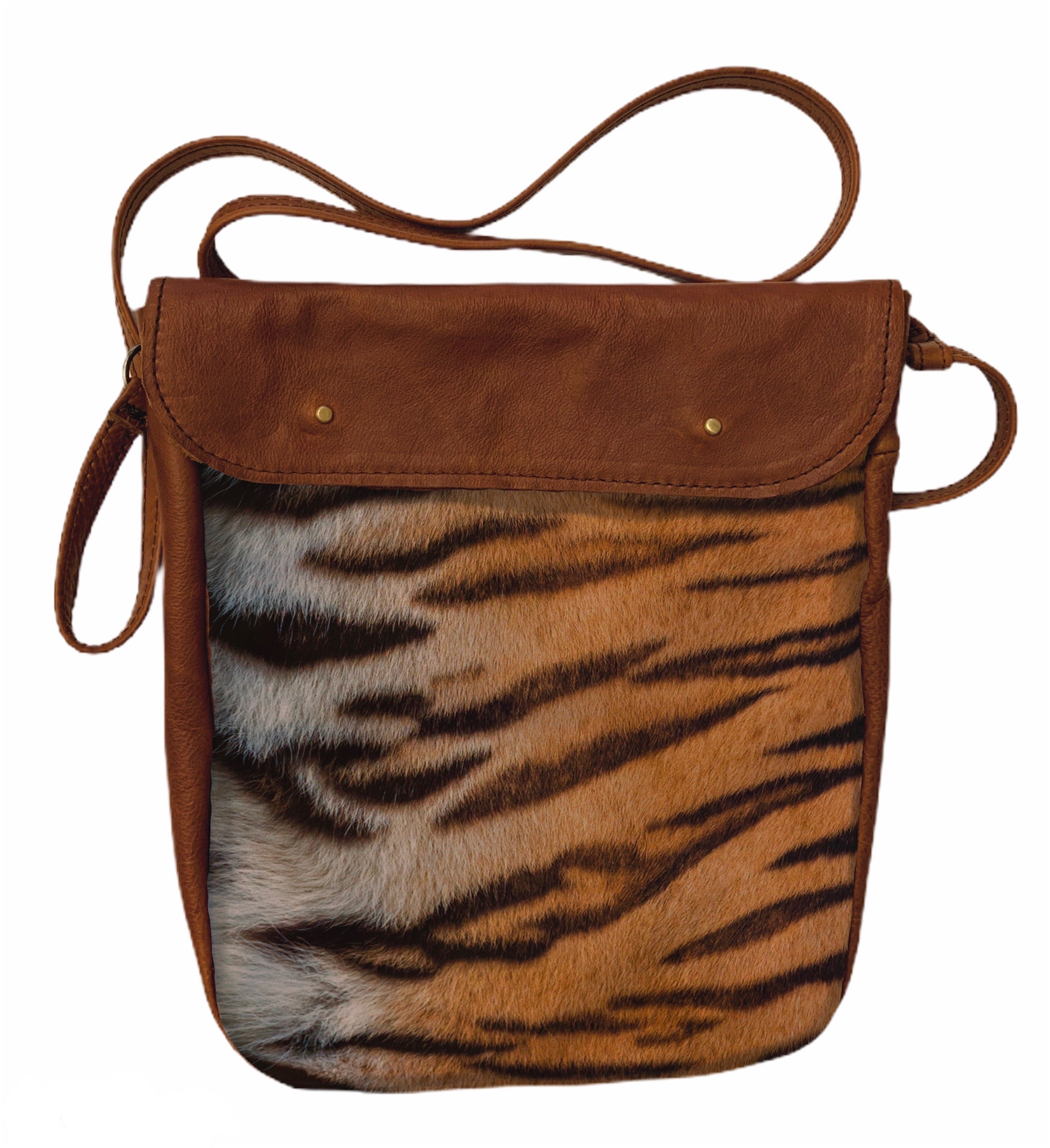 Crossover bag Tiger print