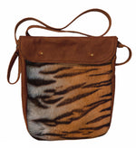 Load image into Gallery viewer, Crossover bag Tiger print