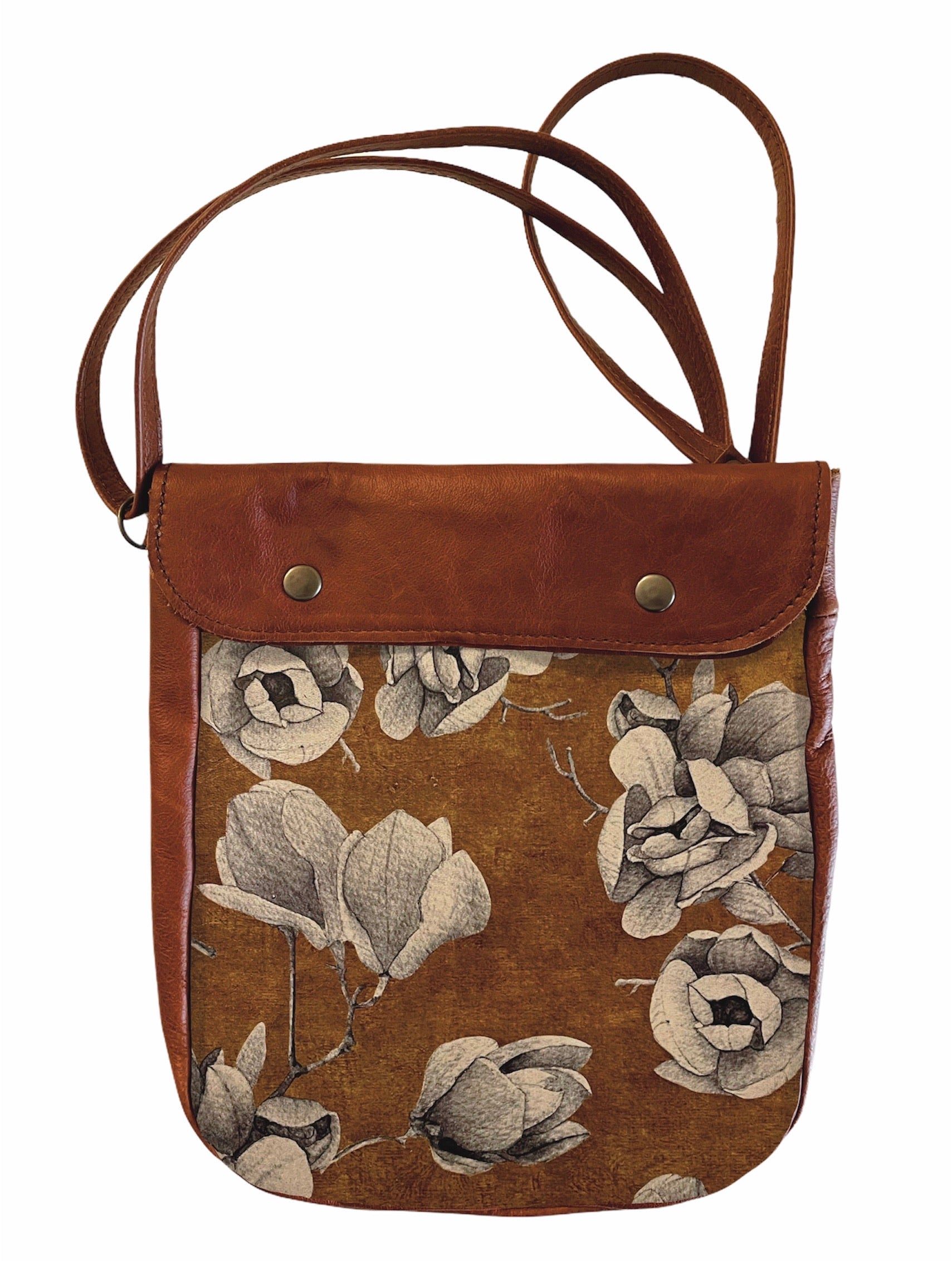 Crossover bag Floral Sketch
