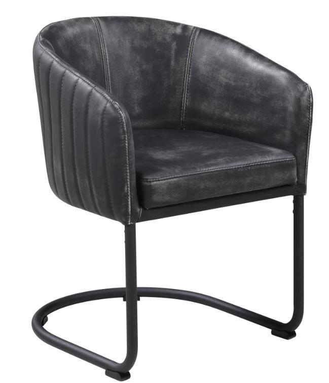 DINING CHAIR, ANTHRACITE