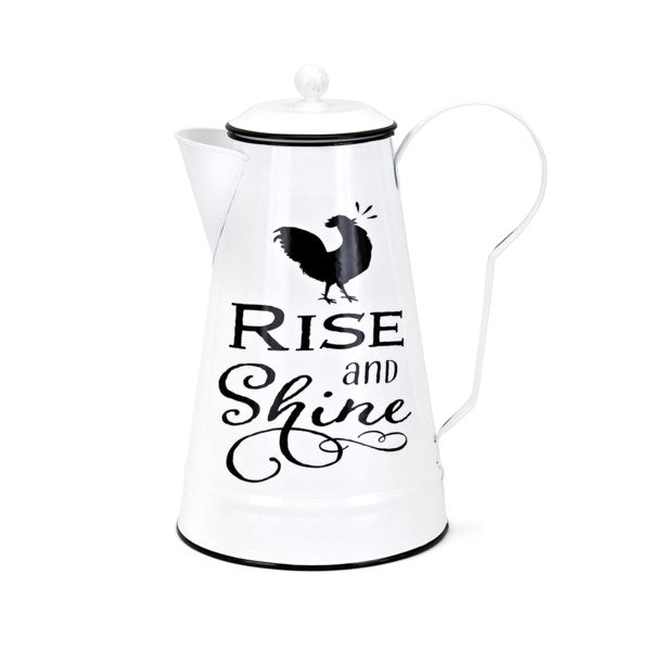 Rise and Shine Pitcher