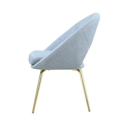 SILLA GOLD LIGHT BLUE