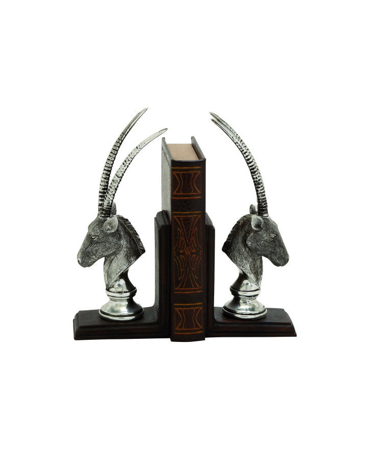 Bookend Gacela Slver c/u