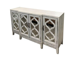 ANTIQUE WHITE GABINETE BLANCO AVEJENTADO