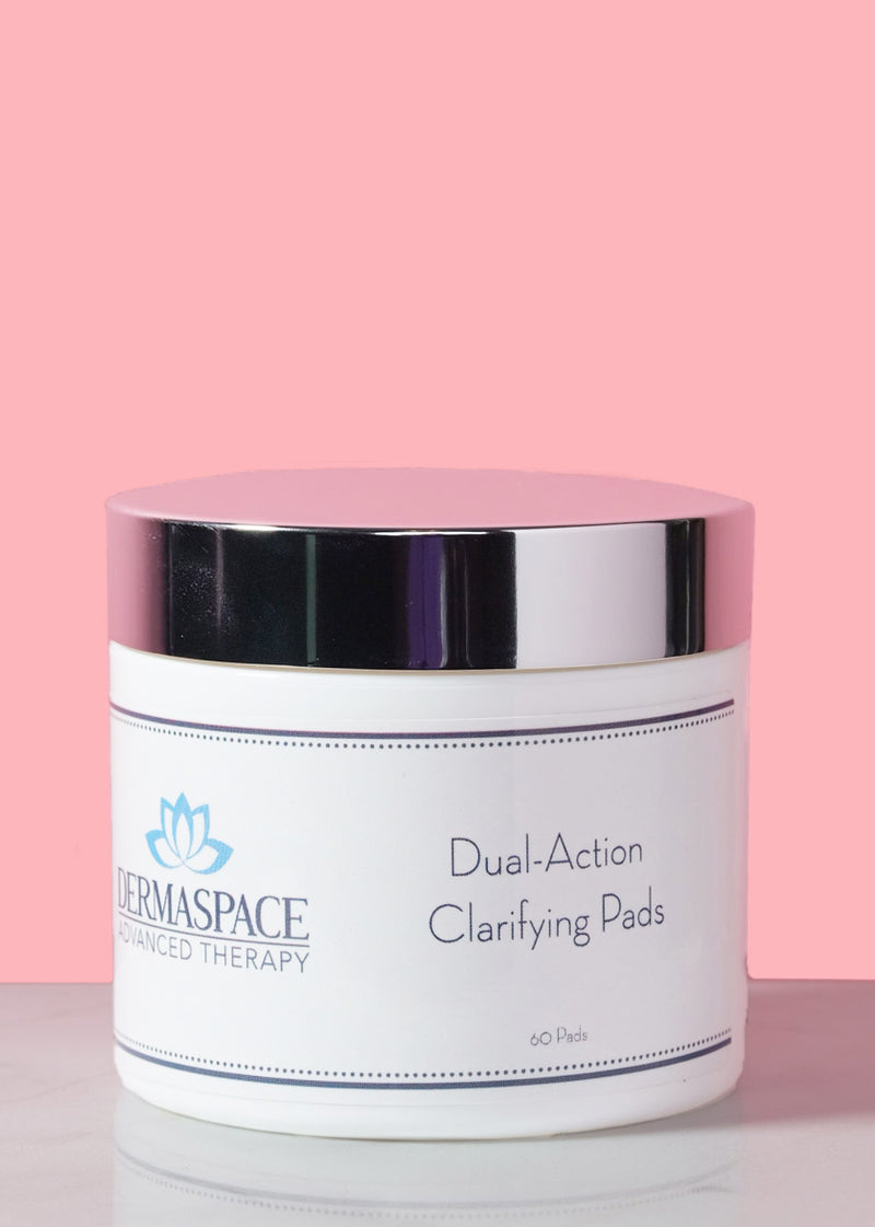 Dual-Action Clarifying Pads