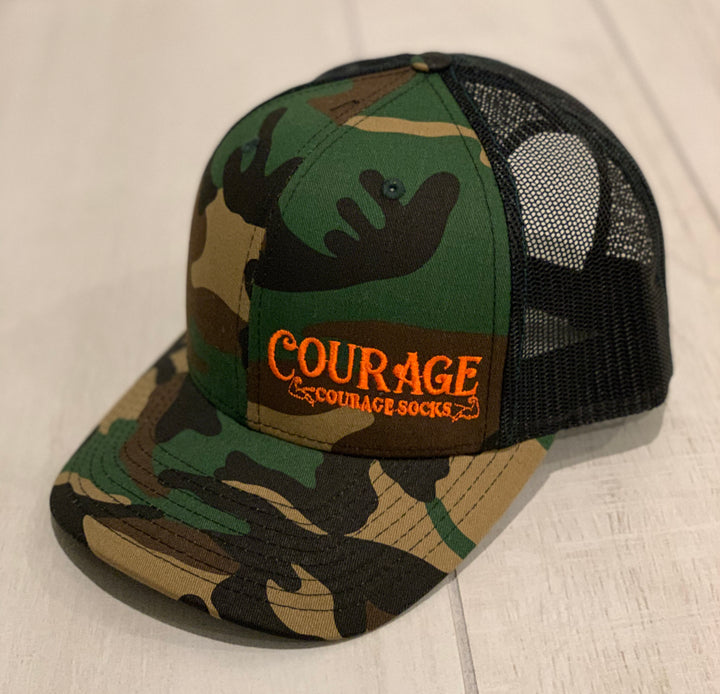 Camo Courage Hat