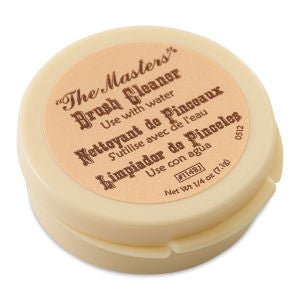 The Masters- Brush Cleaner 0.25 oz