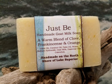 "Load image into Gallery viewer, ""Just Be"" Homemade Soap"