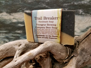 """Trail Breaker"" Homemade Soap"