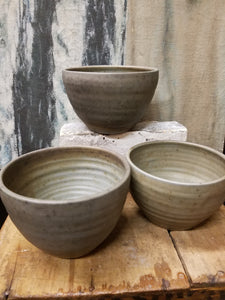 Grimmia Cereal bowls By Tara Block