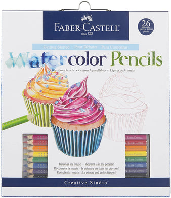 Watercolor Pencils