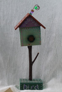 Birdhouses by Bonzi