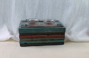 Bonzi candle holder box