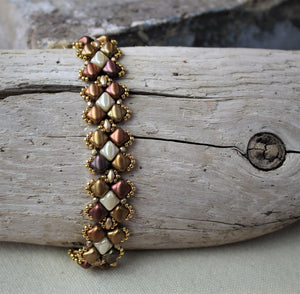 Beaded Bracelet by Barb Maki - Collection I