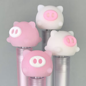 Spinning Piggy Gel Pen