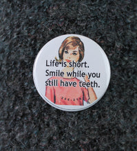 Load image into Gallery viewer, Sisterhood Sayings buttons - Vintage treasures