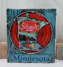 Load image into Gallery viewer, Beer Collection by Tom McDonald & Bear Island Art Factory Repurposed Metal Art