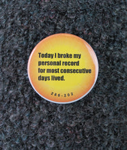Load image into Gallery viewer, Sisterhood Sayings buttons - Go Me!
