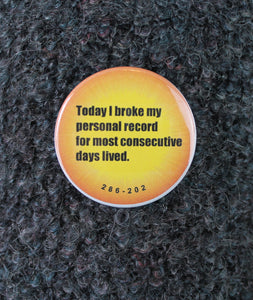 Sisterhood Sayings buttons - Go Me!