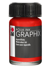 Load image into Gallery viewer, Graphix Aqua Inks by Marabu