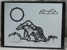 Load image into Gallery viewer, Prints by Darryl Big George from the Ojibwa/Sioux the Lac La Croix First Nation Tribe
