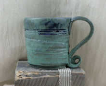 Load image into Gallery viewer, Ceramic Art by Carol Miller - Washer/Miro/Oven Safe
