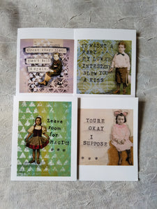 Sisterhood Sayings sweet-sassy-snarky  Life with Children collection