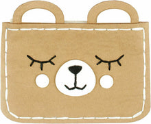 Load image into Gallery viewer, Crafty Chic Bear Coin Purse Kit