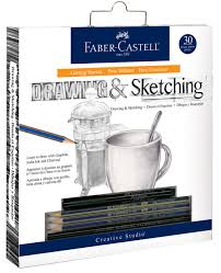 Drawing & Sketching Faber-Castell 30 piece