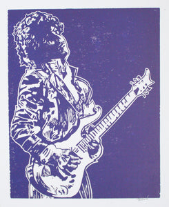 Bob Pollard - Original Lino-Cut Prints
