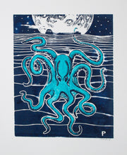 Load image into Gallery viewer, Bob Pollard - Original Lino-Cut Prints