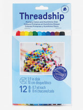 Load image into Gallery viewer, Threadship Friendship Bracelet kit