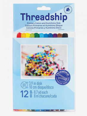 Threadship Friendship Bracelet kit