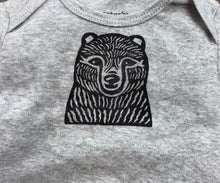 Load image into Gallery viewer, Baby Onesies - BWCA Hand Stamped by Jill Levene