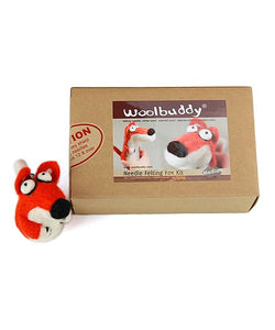 Assorted Woolbuddy Wool Felting Kits