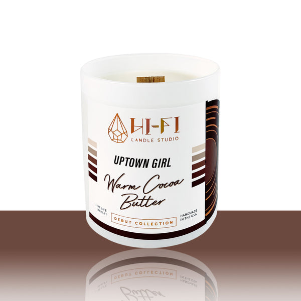 Uptown Girl ± Warm Cocoa Butter