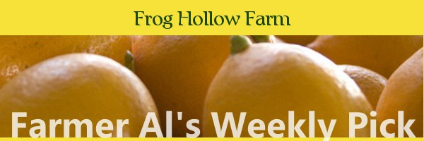 Farmer Al's Weekly Pick