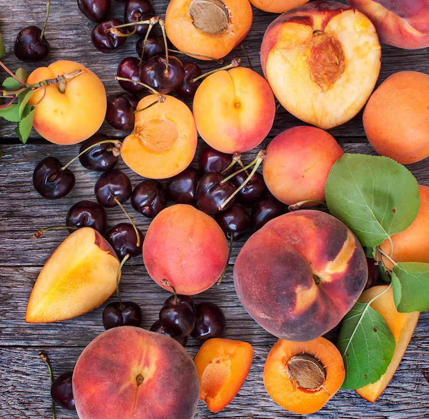 Legendary Summer Stone Fruit