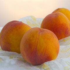 Freezing Peaches for Winter