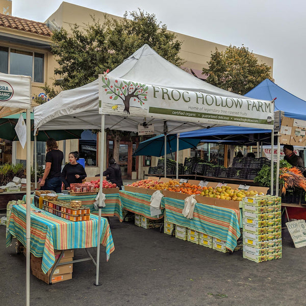 Farmers Markets Stand