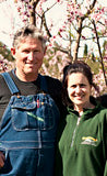 Photo of Frog Hollow Farm owners Farmer Al and Chef Becky