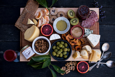 & Winter Cheese Plate Ideas - Frog Hollow Farm