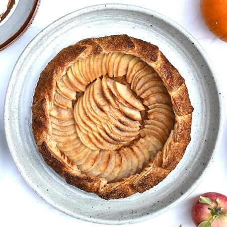 Apple Galette | Frozen Pastries | Hostess Gifts